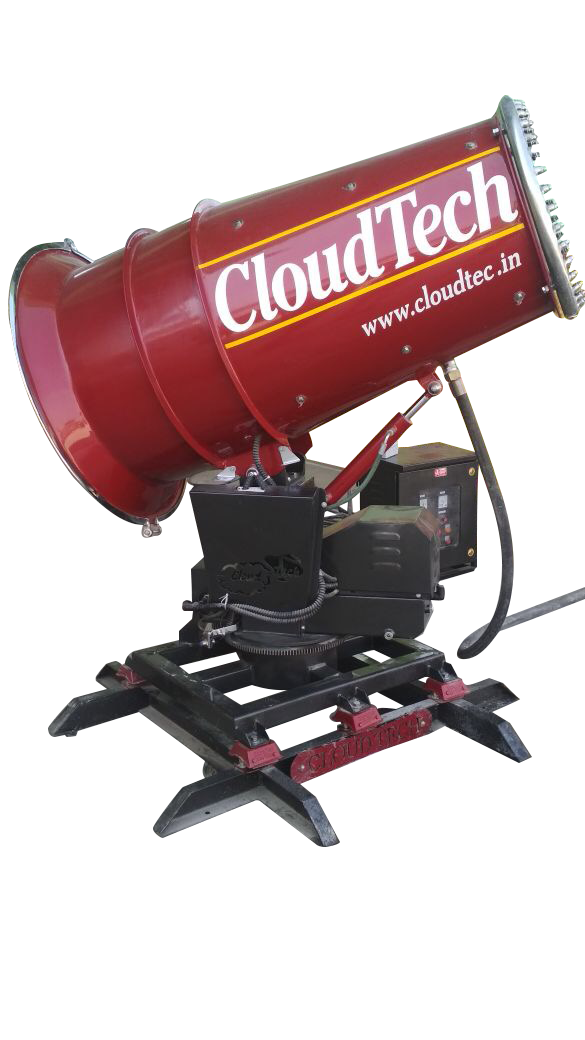 Skid Mounted Fog Cannon