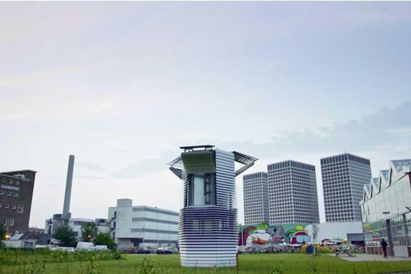 Smog Tower